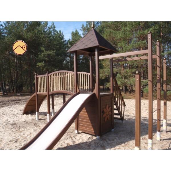Куплю детскую площадку из дерева